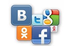Курс на социалки